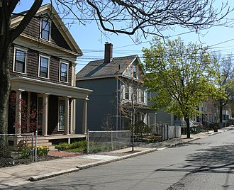 East Somerville - Mount Vernon Street