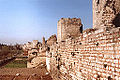 Somewhere on Istanbul city walls - panoramio.jpg