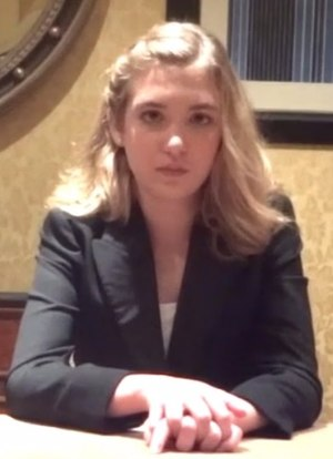 Sophie Nélisse - Sophie Nélisse interviewed about The Book Thief in 2013