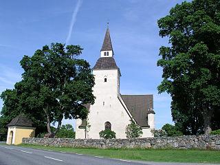 Sorunda Place in Södermanland, Sweden
