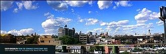 South Brooklyn - View of South Brooklyn