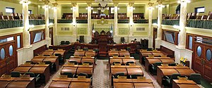 South Dakota Senate - Image: South Dakota Senate Chamber