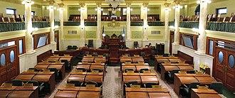 South Dakota Senate - Image: South Dakota Senate Chamber