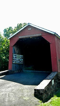 South Perkasie Covered Bridge.JPG