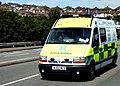 South Western Ambulance WJ02MLZ 611.jpg