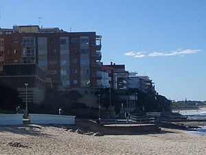 Cronulla Beach - Image: South cronulla beach 100 3137