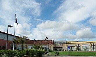 Southridge High School (Beaverton, Oregon) - Image: Southridge High School Beaverton Oregon