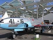 Spanish Air Force Lockheed T-33