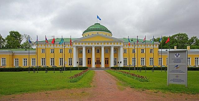Таврический дворец Потемкина в Санкт-Петербурге