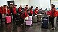Special Olympics World Winter Games 2017 arrivals Vienna - Macau 02.jpg