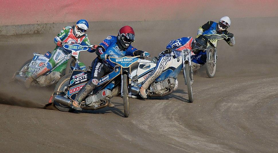 Speedway Extraliiga 22. 5. 2010 - erä 17