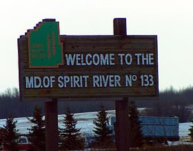 Image illustrative de l'article Spirit River No 133
