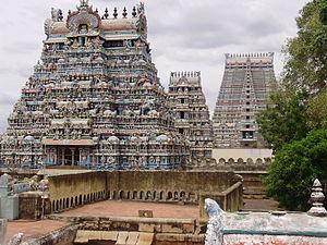 Thondaradippodi Alvar - Image: Srirangam 1362010 009