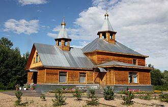 Birobidzhansky District - Convent of St. Innocent, village of Razdolnoye, Birobidzhansky District