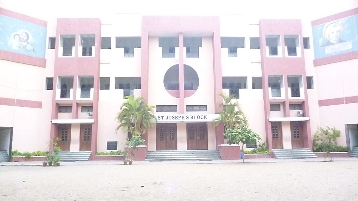 St Josephs Anglo Indian Higher Secondary School Wikipedia
