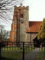 St. Martin's church, Little Waltham, Essex - geograph.org.uk - 136087.jpg