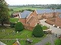 St. Mary's Church Padbury. From the Parapet - geograph.org.uk - 585588.jpg