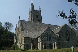 St Mawgan - St Mawgan Church