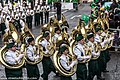 St. Patrick's Day Parade (2013) - Colorado State University Marching Band, Colorado, USA (8565193285).jpg