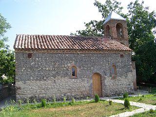 Kistauri Šv.Nino cerkvė