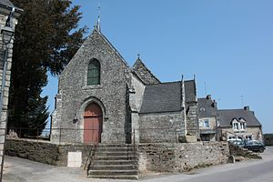 Plumelec - The Church of Saint-Maurice in Plumelec