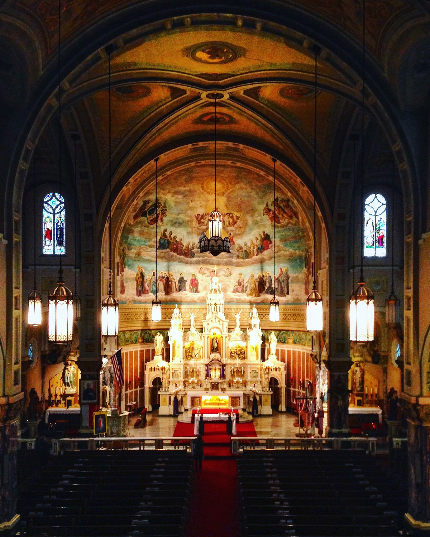 St Casimir Church Cleveland Ohio