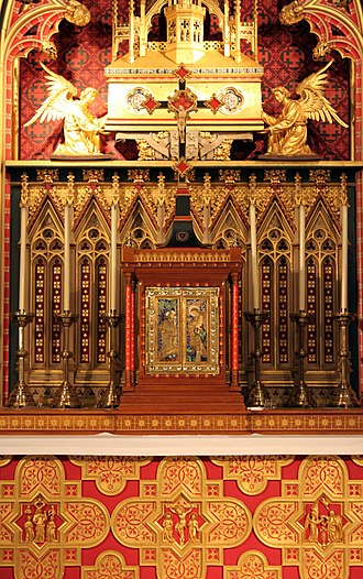 St Chad's Cathedral, Birmingham - The High Altar