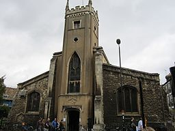 St Clement's Church, Cambridge, England - IMG 0650