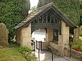 St Cuthbert's Church, Halsall, Lych Gate - geograph.org.uk - 1384312.jpg