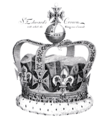 St Edward's Crown by Francis Sandford.png
