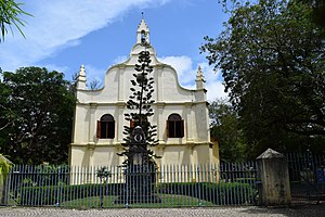 St. Francis Church, Kochi - Front of the Church