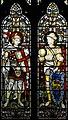 St George, Castle Way, Hanworth - Window - geograph.org.uk - 1750712.jpg