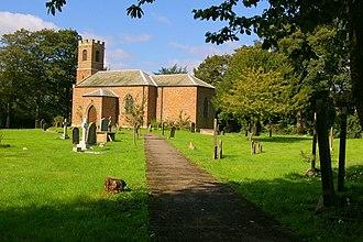 Wressle - Church of St John of Beverley (2006)