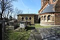 St Mary, St Mary's Road, South Ealing, London W5 - Churchyard - geograph.org.uk - 1758283.jpg