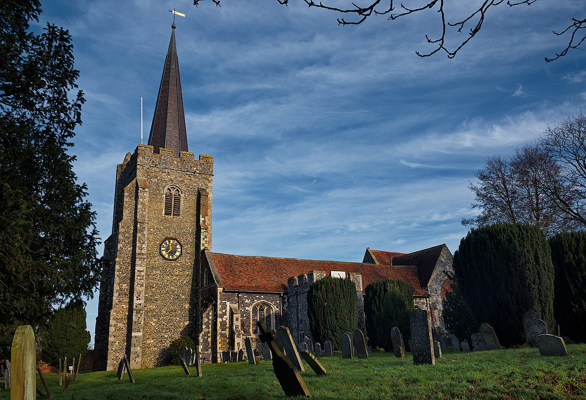 St Mary College >> St Mary's Church, Wingham - Wikipedia