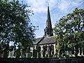 St Michael, Aughton Parish Church - geograph.org.uk - 535492.jpg