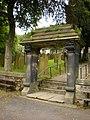 St Peter's Church, Walsden, Lych Gate - geograph.org.uk - 1354881.jpg