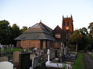 St Peter%27s Church Woolton - Liverpool
