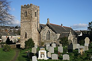 Launceston, Cornwall - St Thomas's Church, St Thomas by Launceston