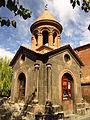 St Zoravor church in Yerevan 05.JPG