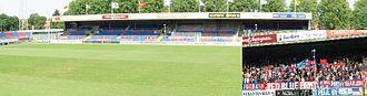 Haarlem Stadion - North-side stands