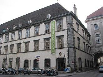 Stallburg - Stallburg, North facade