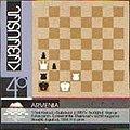 Stamp of Armenia - 1996 - Colnect 196145 - prize of magazine - Chess in USSR - 1939 Genrikh Kasparyan.jpeg