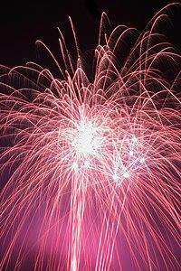 Star Trek fans convent 2008 - Fireworks.jpg