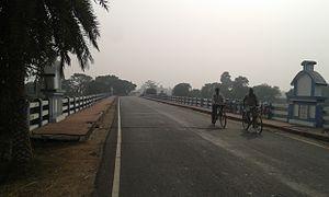 Baghmundi (community development block) - Manbazar to Baghmundi State highway, Purulia