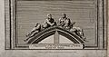"""Statues of """"raving"""" and """"melancholy"""" madness, each reclining Wellcome V0013195.jpg"""