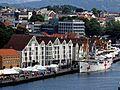 Stavanger vom obersten Deck eines Kreuzfahrtschiffes gesehen. 01.jpg