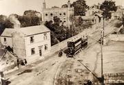Steam tram, Bull Ring, Sedgley