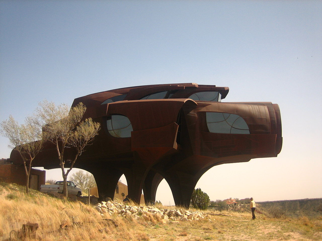 File steel house in ransom canyon tx img 0160 jpg wikipedia for Canyon house