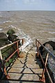 Steps to the beach - or water - geograph.org.uk - 971977.jpg